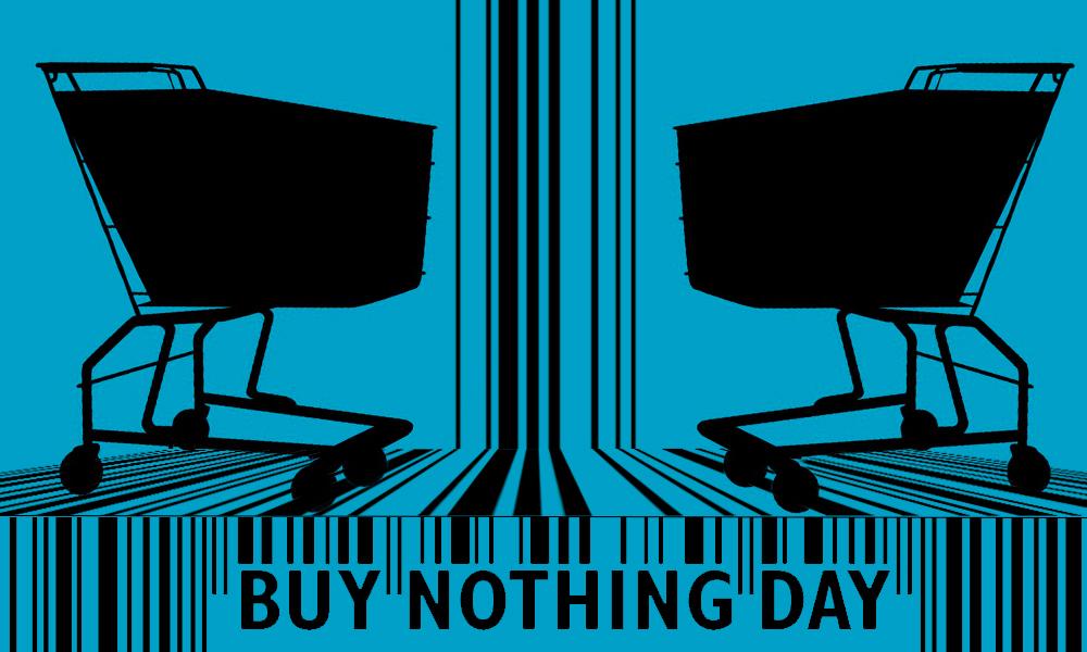 24 Νοεμβρίου: Παγκόσμια Ημέρα Αγοραστικής Αποχής [pic] | Pagenews.gr