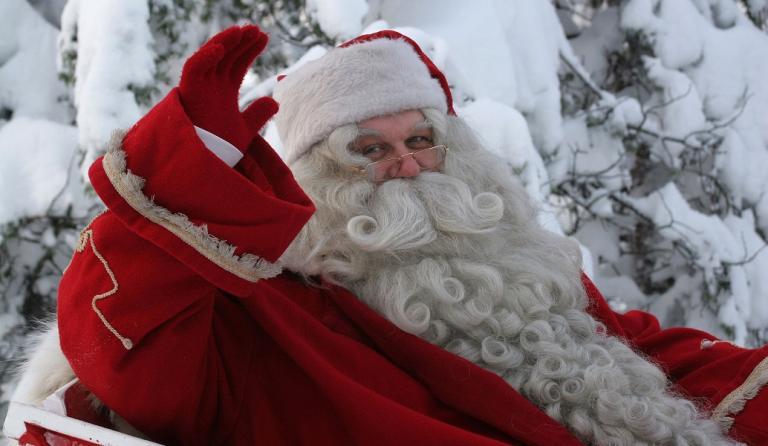 Ο Άγιος Βασίλης δεν ήταν κόκκινος - Η ιστορία του και το πρώτο του χρώμα |  Pagenews.gr