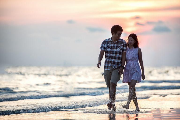 Ταχύτητα dating με την παραλία