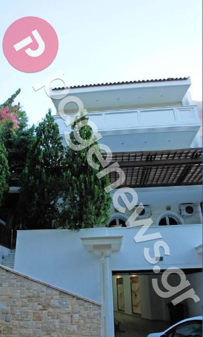 Αυτό είναι το σπίτι που έχασε ο Γιώργος Ανατολάκης σε πλειστηριασμό
