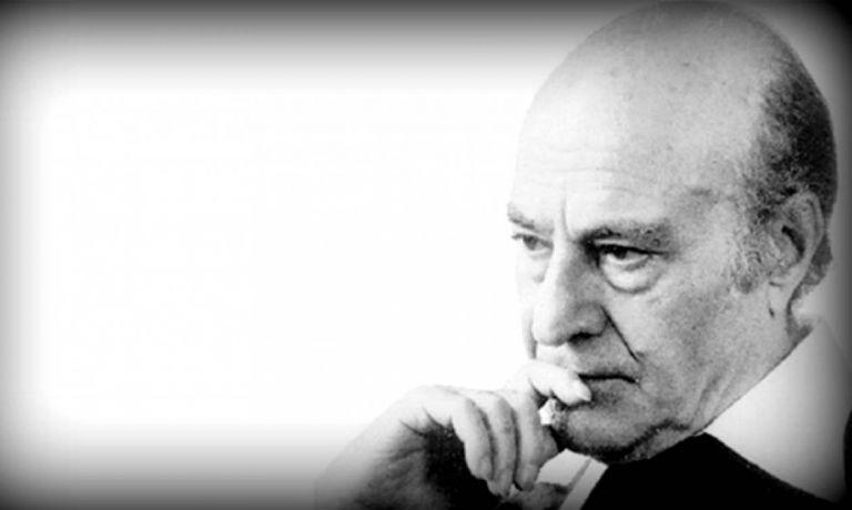 Οδυσσέας Ελύτης: Ένας μεγάλος Έλληνας   Pagenews.gr