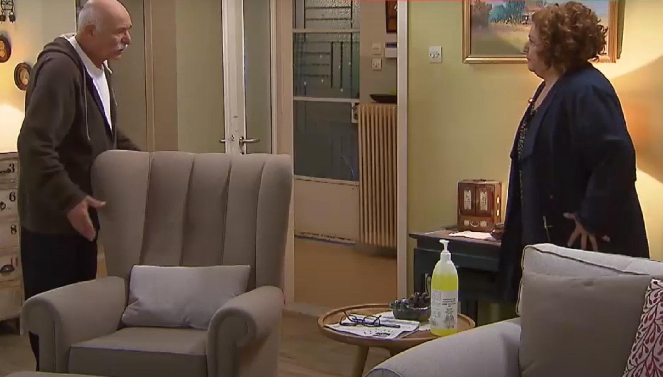 Μην αρχίζεις την μουρμούρα επεισόδιο 53: Τι θα δούμε σήμερα Παρασκευή 12/6 - Ο Μηνάς κλειδώνει έξω την Βούλα | Ειδησεις | Pagenews.gr
