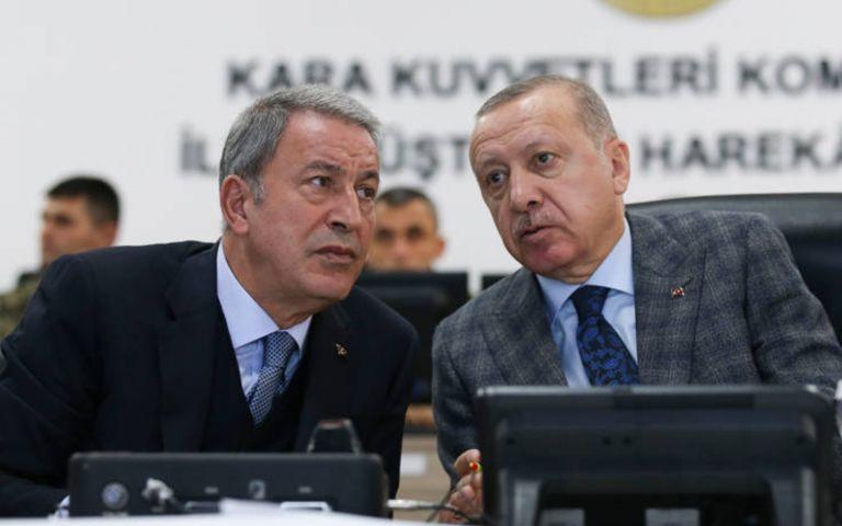 Το ζήτημα δεν είναι αν θα γίνει η Ελλάδα «μεζές», αλλά αν θα γίνει η Τουρκία μπουφές