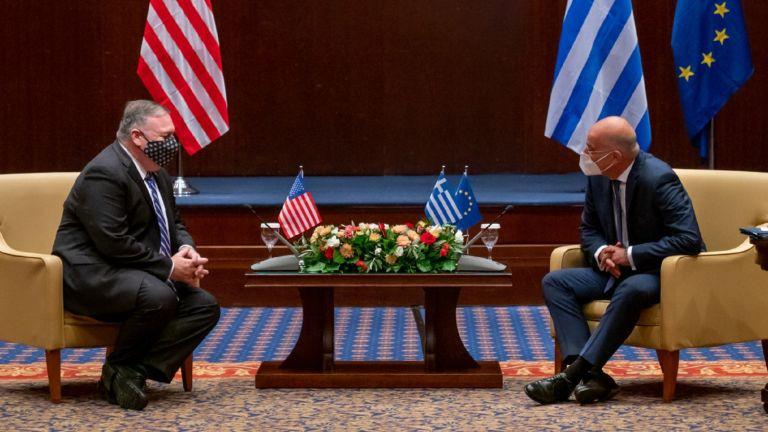 Επίσκεψη Πομπέο – Οι Αμερικανοί κινούνται προληπτικά προς Ελλάδα – Κύπρο, το σκέπτονται με την Τουρκία, αλλά…
