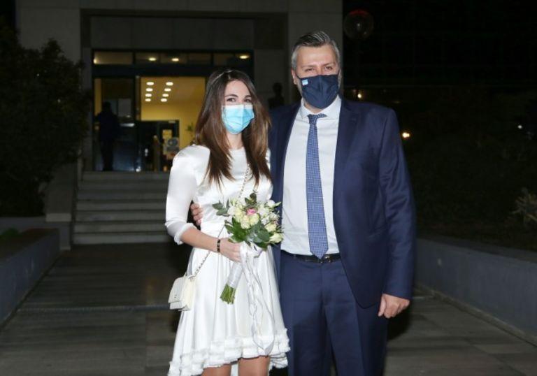 Γιάννης Καλλιάνος: Ο γάμος του μετεωρολόγου με την Χάρις Δαμιανού