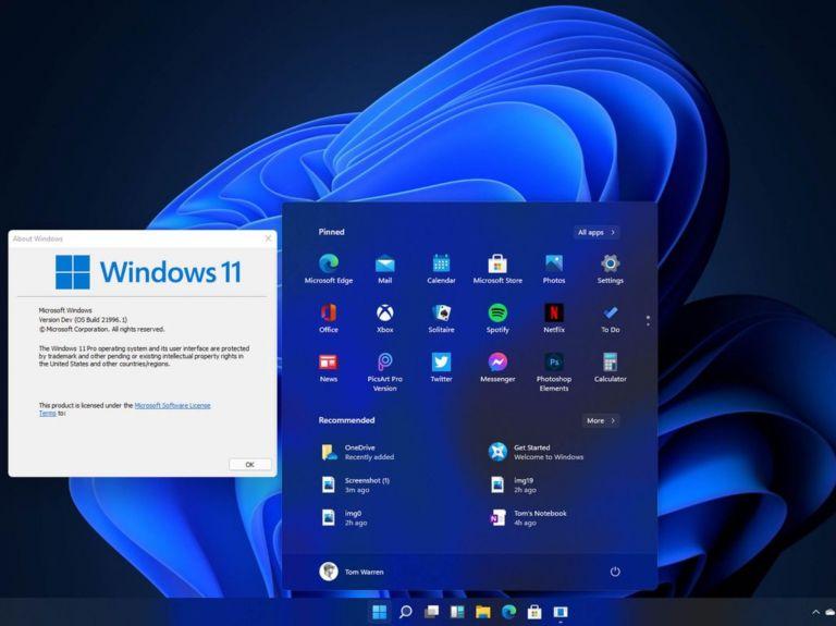Windows 11: Αυτό είναι το νέο λογισμικό