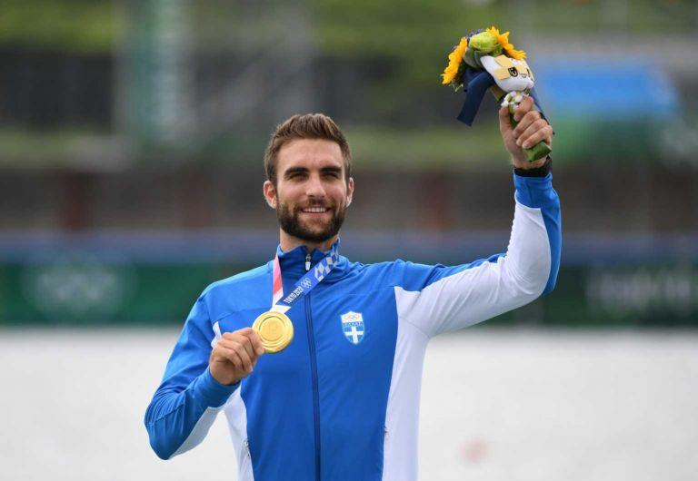 Ολυμπιακοί Αγώνες: Χρυσό μετάλλιο και ολυμπιακό ρεκόρ για τον Ντούσκο